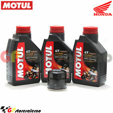 OLIO + FILTRO ORIGINALE MOTUL 7100 15W50 3L HONDA 750 VT C SHADOW SPRINT 2014