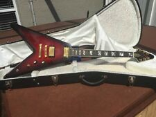 2008 guitar of the month gibson 50th anniversary Flying V edition