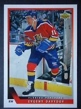 NHL 443 Evgeny Davydov Florida Panthers Upper Deck 1993/94