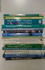 18 Gardening Books: Flowers and Garden Design