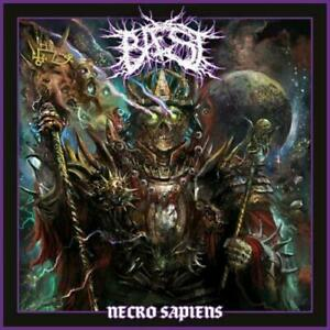 BAEST - Necro Sapiens MEDIABOOK DIGI CD + PATCH NEU!