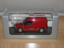 Minichamps VW Volkswagen Caddy Delivery Van Red 1:43
