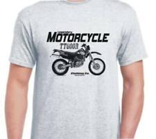 Yamaha TT600R 2003 inspired motorbike art shirt tshirt