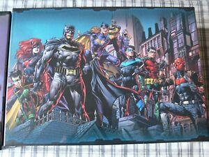 Batman Gotham City Chronicles edición Kickstarter de Monolith