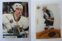 1993-94 Stadium Club #221 Zhitnik Alexei  member's only parallel  kings
