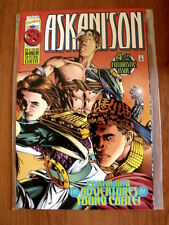 ASKANI'SON  The Adventures of young CABLE vol.4 1996 Marvel Comics [SA34]
