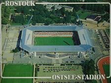 Stadionpostkarte Ostseestadion Rostock # DSS '92-41