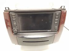 Original 2005 Cadillac SRX AM FM Radio CD Spieler GPS Navigation 10386078