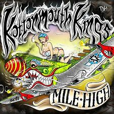 KOTTONMOUTH KINGS : MILE HIGH (CD) Sealed