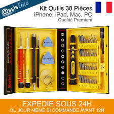 KIT OUTILS TOURNEVIS IPHONE 3 4 5 6 IPOD GALAXY S6 S7 LUMIA REPARATION TELEPHONE