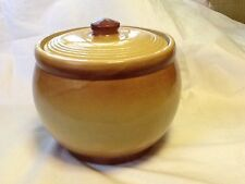 VTG  Watt Ware EVE-N-BAKE Oven Ware Bowl with Lid