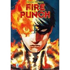 FIRE PUNCH 1 2 3 4 5 6 7 COMPLETA - MANGA STAR COMICS ITALIANO - NUOVO
