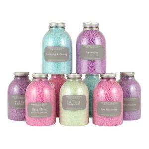 Aromatherapy Salt Spa Crystals - LARGE 630g bottle - Hot Tub - LayZspa - Jacuzzi