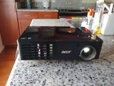ACER Black Projector X 1161 P DLP Works As Is