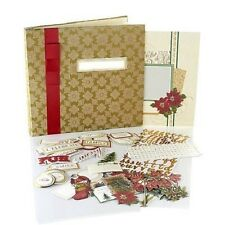 Anna Griffin Holiday Traditions Christmas Instant Scrapbook Album 12 x 12