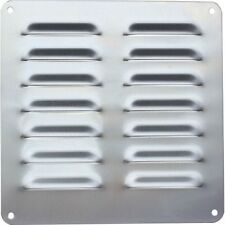 Stainless Steel Vent 220x220mm