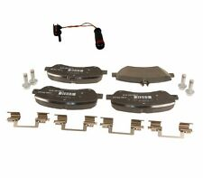 Mercedes W204 GLK350 GLK250 Front Brake Pad Set with Sensor Premium Ceramic