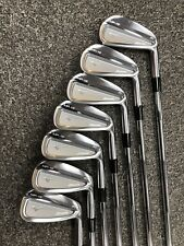 Mizuno MP-18 SC 4-PW, Project X LZ 5.5, Regular Flex