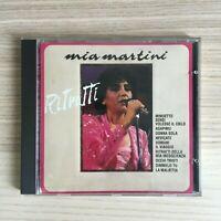 Mia Martini - Ritratti - CD Album - 1991 Ricordi _ fuori catalogo