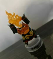Pokemon Emboar Black And White Minature Figure 2011 Bottle Top Flames Rare