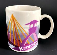 Starbucks Coffee 2012 Japan KANAZAWA City Mug Cup 400ml
