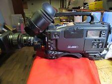 Ikegami HL-DV5 2/3 inch DVCAM Camera BROADCAST STUDIO CANON BCTV ZOOM