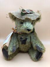 Althans Teddy Bär 31 cm Limitierte Auflage. Mit Etikett. Unbespielt.