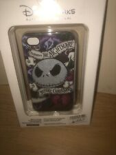 Disney Parks Authentic DTech✿iPhone 4s Case Jack Skellington Nightmare Christmas