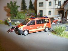 Feuerwehr Wuppertal VW T5 ELW  6009 EXKLUSIV bei MATSCHKE