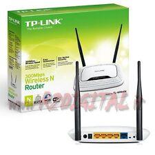 POINT D'ACCÈS TP-LINK TL-WR841N SANS FIL N ROUTEUR 300M LAN WIFI RANGE EXTENDER