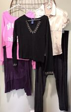 Mixed Lot Clothing Tops Skirt Pant JR Women's XL 15-17