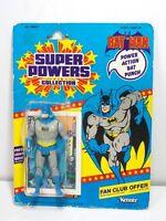 Vintage 1985 Kenner Super Powers BATMAN Action Figure Unopened