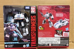 Transformers Studio Series Deluxe Class Hasbro Toys Jazz SS86