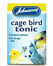 Johnson's 15ml Cage Bird Vitamin Tonic Superior Vitamin Solution, Give Daily