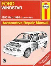 Ford Windstar 1995-1998 Haynes Repair Manual #36097 VG