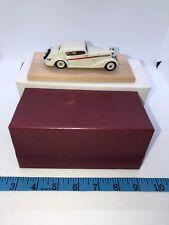 CCC MODEL 1/43 HAND BUILT RESIN 1937 Delage D6 F153 France Box