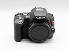 Canon EOS Rebel SL3 24.1MP Digital SLR Camera - Black (with 18-55mm IS STM lens)