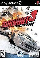 Burnout 3: Takedown (Sony PlayStation 2, 2004)