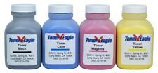 4 Color Toner Eagle Refill Kit for Lexmark CX317 CX317dn 71B10K0 71B0010 +Chips