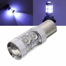 White P21W 1156 BA15S Cree LED Bulb Car Backup Reverse Light Lamp Super Bright