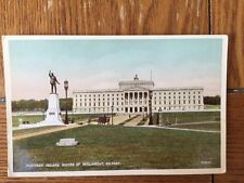 Postcard-Unused- Northern Ireland Belfast House Of Parliament Valentine