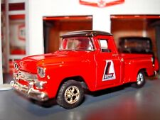"""1958 CHEVROLET APACHE STEPSIDE PICKUP TRUCK LIMITED EDITION 1/64 """"LAKEWOOD"""""""