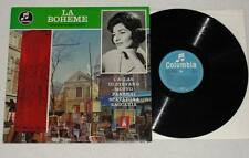 Puccini LA BOHEME Callas di stefano Moffo panerai LP vinyle columbia 1960 * rare