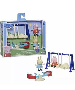 Peppa Pig Peppa's Adventures Outside Fun Playset *BRAND NEW*