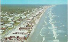 Myrtle Beach Aerial View North 1980 SC