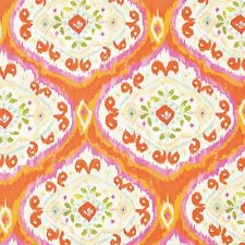 Tangier Ikat - Dena Design - Medallion - Free Spirit - Fabric - per 1/ 2 Yard