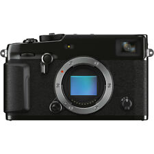 NEW Fujifilm Fuji X-Pro 3 Digital Camera Body - Black (UK Stock) BNIB