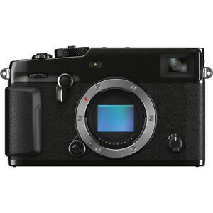 NEW Fujifilm Fuji X-Pro 3 Rangefinder Digital Camera Body in Black UK Stock BNIB