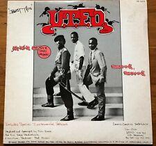 "U.T.F.O.~Hanging Out~Roxanne, Roxanne~1984 Rap~Select Records 12"" Single Vinyl"