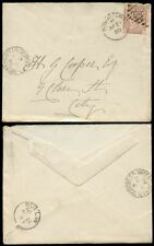 Victorian (1837-1901) Used Cover Icelandic Stamps